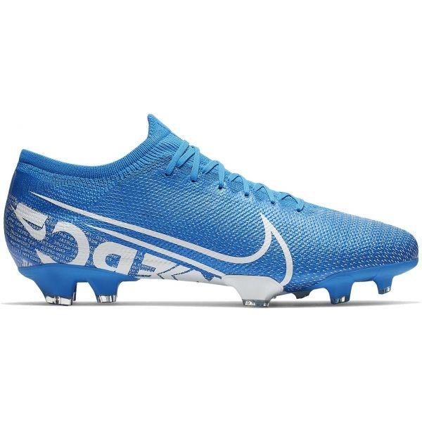 Nike MERCURIAL VAPOR 13 PRO FG modrá 10.5 - Pánské kopačky