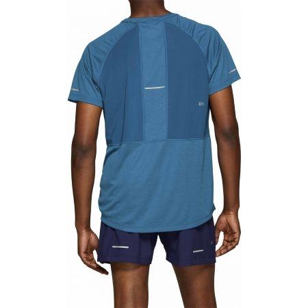 Мъжка блуза за бягане - Asics SS TOP - 3