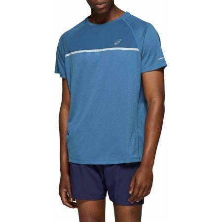 Мъжка блуза за бягане - Asics SS TOP - 2
