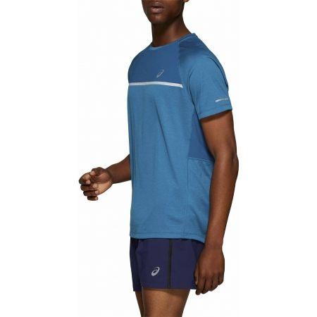 Мъжка блуза за бягане - Asics SS TOP - 4