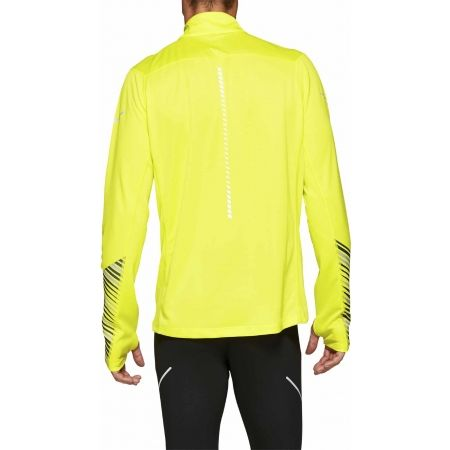 Мъжка блуза за бягане - Asics LITE-SHOW 2 LS 1/2 ZIP TOP - 2