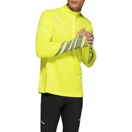 Asics LITE-SHOW 2 LS 1/2 ZIP TOP - Pánské běžecké triko