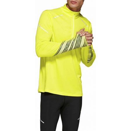 Мъжка блуза за бягане - Asics LITE-SHOW 2 LS 1/2 ZIP TOP - 1