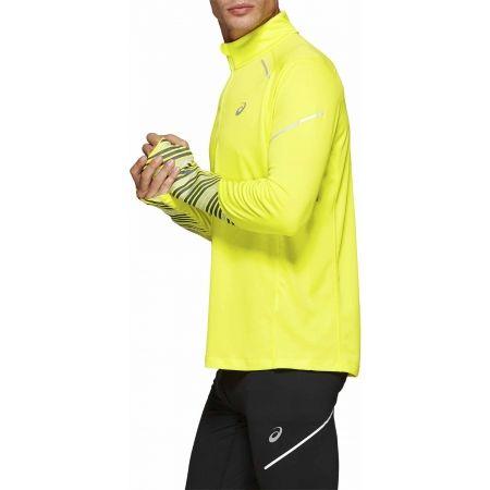 Мъжка блуза за бягане - Asics LITE-SHOW 2 LS 1/2 ZIP TOP - 3