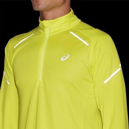 Мъжка блуза за бягане - Asics LITE-SHOW 2 LS 1/2 ZIP TOP - 5