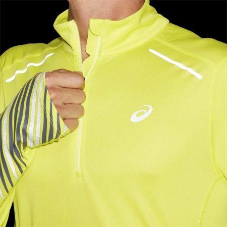 Мъжка блуза за бягане - Asics LITE-SHOW 2 LS 1/2 ZIP TOP - 6