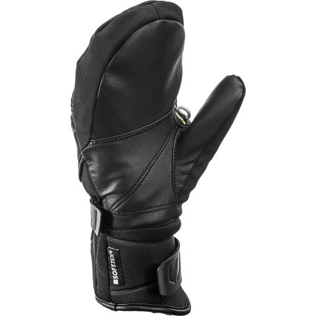 Juniorské sjezdové rukavice - Leki JR RACE COACH C-TECH S T - 2
