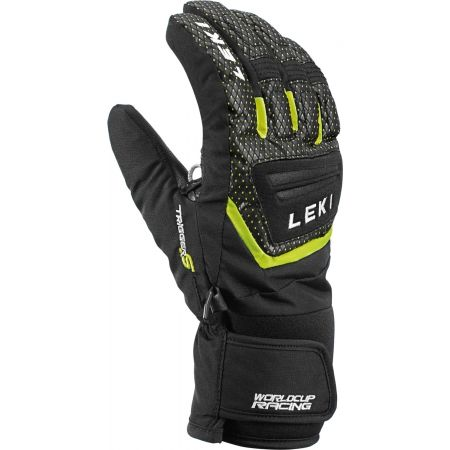 Leki JR WORLDCUP S - Children's ski gloves