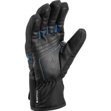 Juniorské  zjazdové rukavice - Leki JR GRIFFIN S - 2