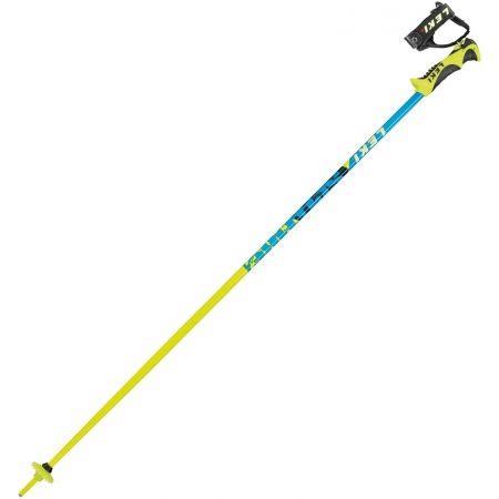 Detské zjazdové lyžiarske palice - Leki SPITFIRE LITE S - 2