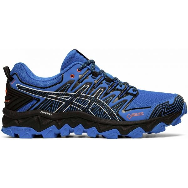 Asics GEL-FUJITRABUCO 7 GTX modrá 11 - Pánska bežecká obuv