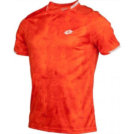Pánské tenisové triko - Lotto TOP TEN TEE PRT PL - 2