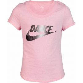 Nike NSW TEE SCOOP DANCE SWOOSH - Girls' T-shirt