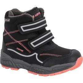 Lotto COPPER - Detská zimná obuv
