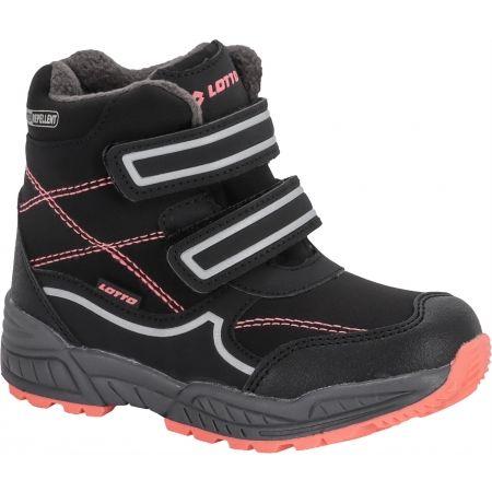 Lotto COPPER - Dětská zimní obuv