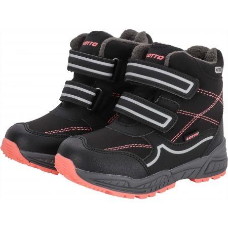 Dětská zimní obuv - Lotto COPPER - 2