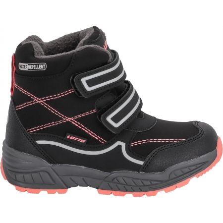 Dětská zimní obuv - Lotto COPPER - 3