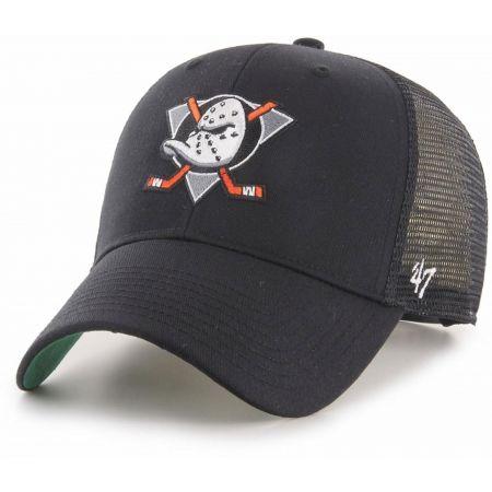 47 H-BRANS25CTP-BKA NHL Anaheim Ducks Branson 47 MVP - Șapcă