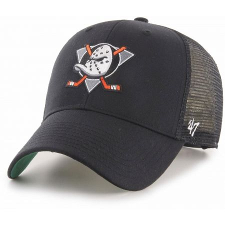 Czapka z daszkiem - 47 H-BRANS25CTP-BKA NHL Anaheim Ducks Branson 47 MVP - 1