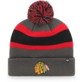 47 NHL Chicago Blackhawks Breakaway CUFF KNIT - Zimní čepice