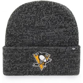 47 NHL Pittsburgh Penguins Brain Freeze CUFF KNIT - Zimná čiapka