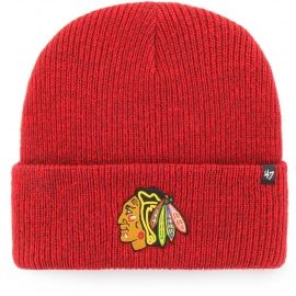 47 NHL Chicago Blackhawks Brain Freeze CUFF KNIT - Zimní čepice