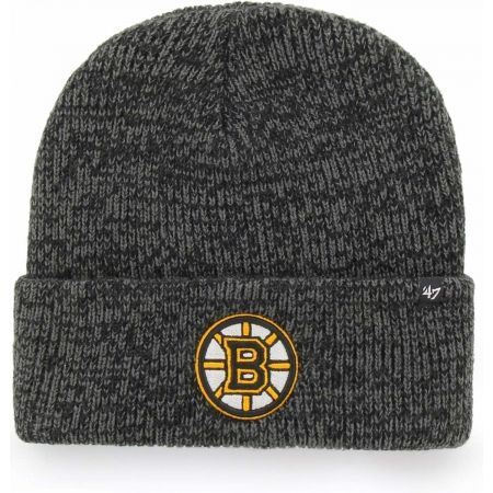 Zimná čiapka - 47 NHL Boston Bruins Brain Freeze CUFF KNIT - 1