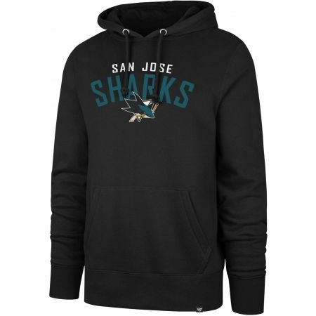 47 NHL SAN JOSE SHARKS OUTRUSH HEADLINE - Мъжки суитшърт