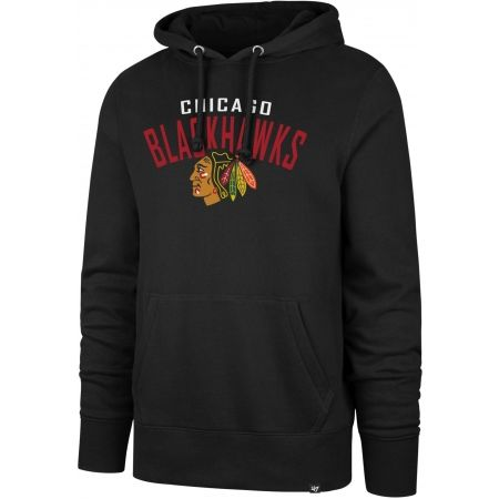 Pánska mikina - 47 NHL CHICAGO BLACKHAWKS OUTRUSH HEADLINE - 1