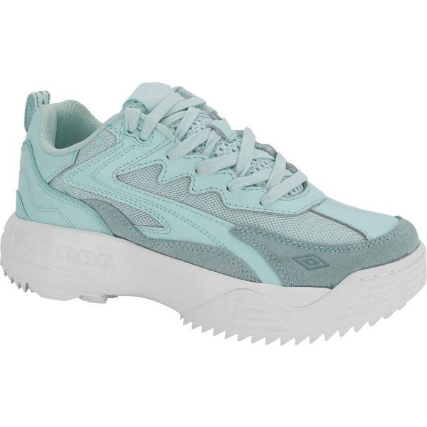 Umbro EXERT MAX modrá 8.5 - Dámská volnočasová obuv