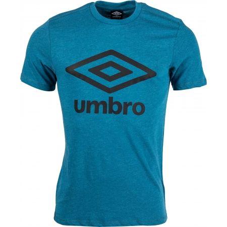 Pánske tričko - Umbro FW LARGE COTTON LOGO TEE - 1