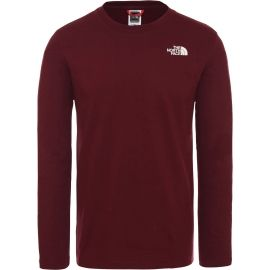 The North Face L/S EASY TEE DEEP M - Tricou de bărbați