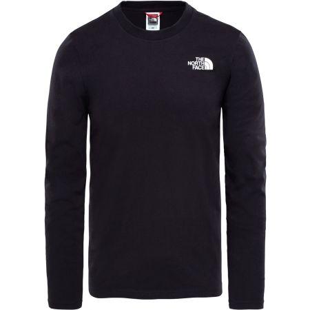 Pánské tričko - The North Face L/S EASY TEE - 1