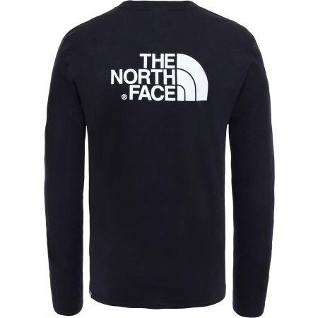 Pánské tričko - The North Face L/S EASY TEE - 2