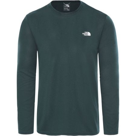 The North Face REA AMP L/S CR-EU - Koszulka męska