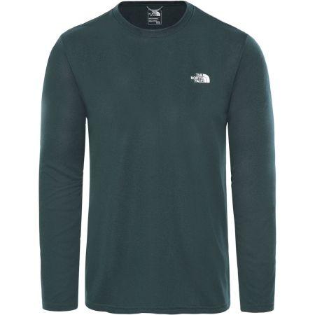 Pánske tričko - The North Face REA AMP L/S CR-EU - 1