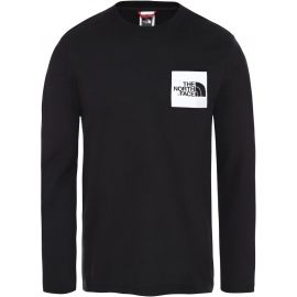 The North Face L/S FINE TEE M - Мъжка блуза