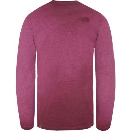 Pánske tričko s dlhým rukávom - The North Face L/S WASHED BT-EU M - 2