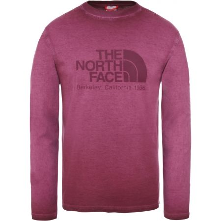 The North Face L/S WASHED BT-EU M - Men's long sleeve T-shirt