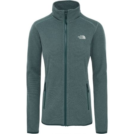 The North Face 100 GLACIER FULL Z - Bluza damska