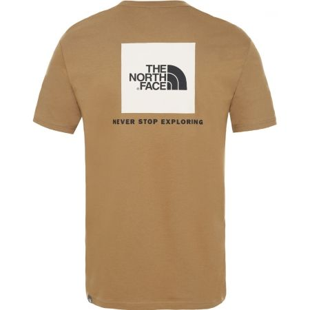Pánské tričko - The North Face S/S RED BOX TEE - 2