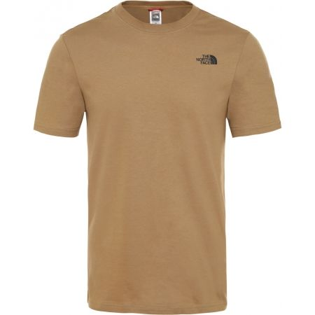 Pánské tričko - The North Face S/S RED BOX TEE - 1