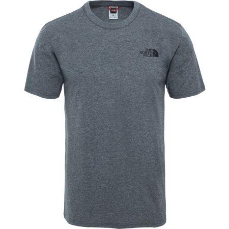 Pánské tričko - The North Face S/S SIMPLE DOME TE - 1
