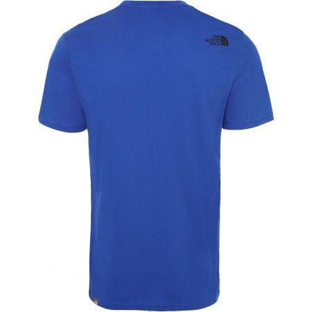 Мъжка тениска - The North Face S/S EASY TEE M - 2