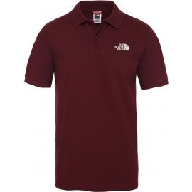 The North Face POLO PIQUET DEEP M - Pánské polotriko