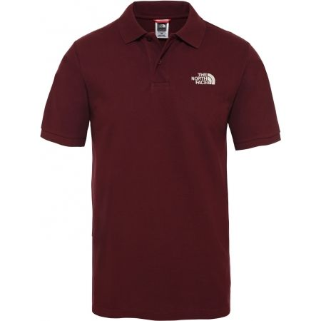Pánske polo tričko - The North Face POLO PIQUET DEEP M - 1