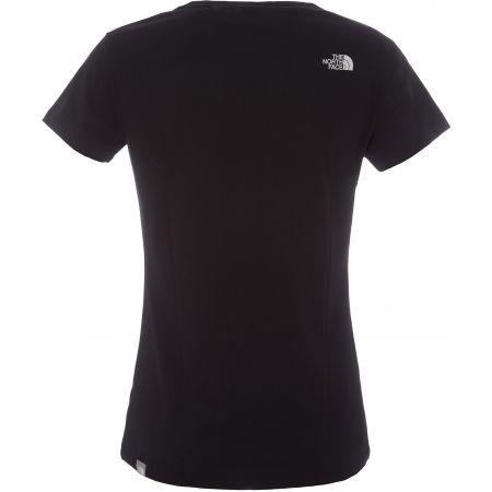 Dámské tričko - The North Face S/S SIMPLE DOM TEE - 2