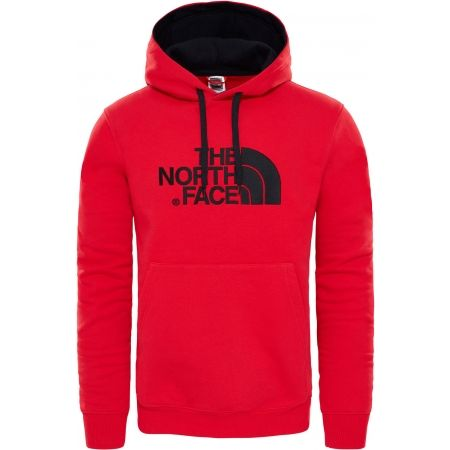 Мъжки суитшърт - The North Face DREW PEAK PLV HD M - 1