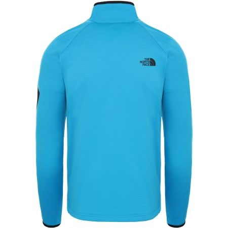 Pánská mikina - The North Face BOROD FULL ZIP ACOUSTICBL - 2
