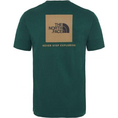 Pánske tričko - The North Face S/S RED BOX TEE - 2